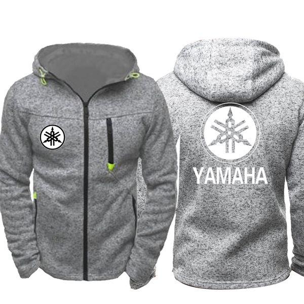 YAMAHA hoodie Männer Sportbekleidung Männer mit kapuze hoodie Reißverschluss Sweatshirt Männlichen Hoody Herbst Mantel Frühling Hoodies Strickjacke hoodie Trainingsanzug