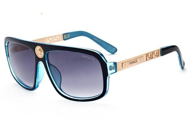 En gros usine excellente qualité Classique réfléchissant Aviation Lunettes de soleil femmes hommes HD Lens Conduisant Lunettes de Soleil UV400 designer gafas
