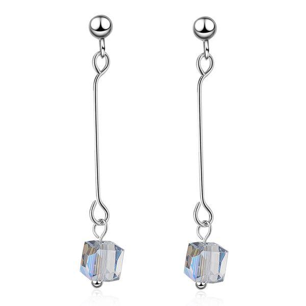 ED681 2019 popular jóias retro boêmio nacional vento brincos cúpula borla brincos liga feminina resina sintética