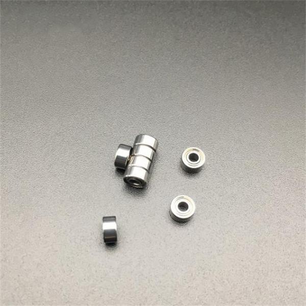en métal double Blindé Roulement à billes Bearings 4*8*3 MR84ZZ 4x8x3 mm 5 Pcs