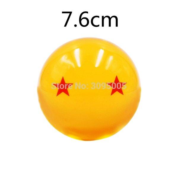 7,6 centímetros O 2S No Box