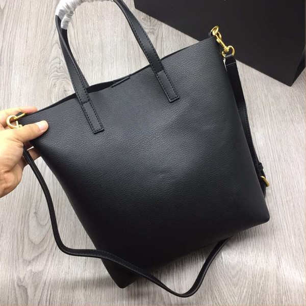 women bucket bag Genuine Leather HandBags Tote bags Designer Crossbody Shoulder Bag Hand Bags bolso de mujer de la marca de lujo