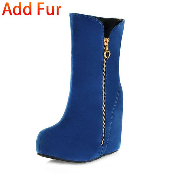 blue add fur