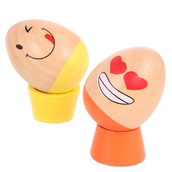 Cartoon egg jenga block Toys Hand-eye Coordination Balance Training Patience Learning Educational Toys for Children Kids