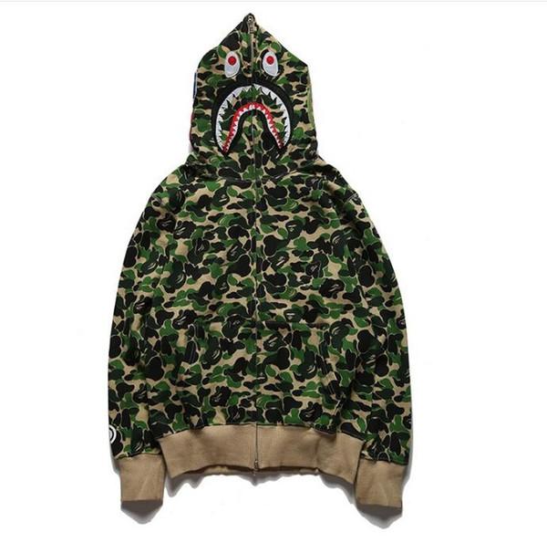 Top Design Caucal Men '; S Casacos de Lã Com Capuz Moda Personalidade Esportes Casacos Com Zíper Hoodies Hip Hop Do Punk Stree