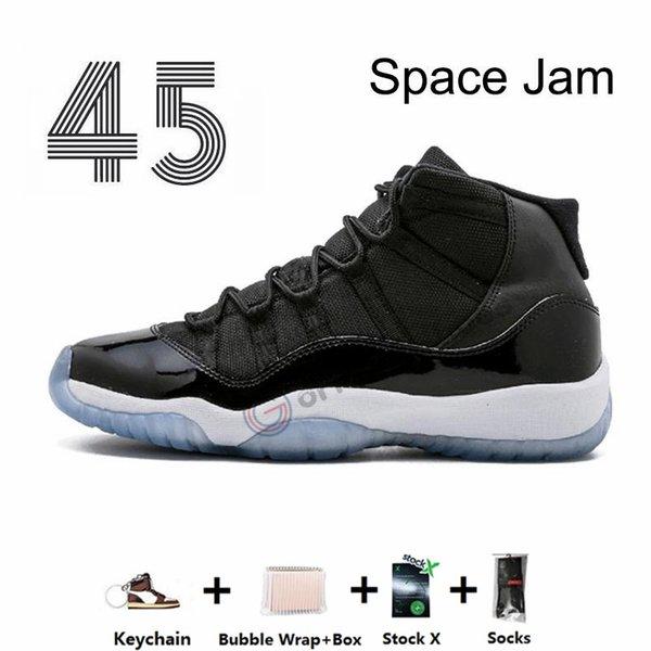 11s-Space Jam