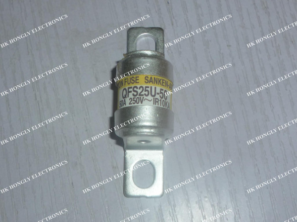 best selling 2PCS FUSE QFS25U-50 Low Voltage