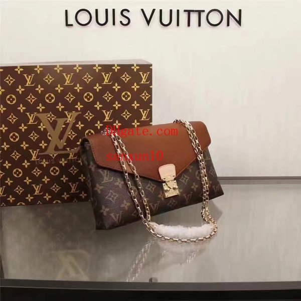 high quality women handbags ladies chain bags