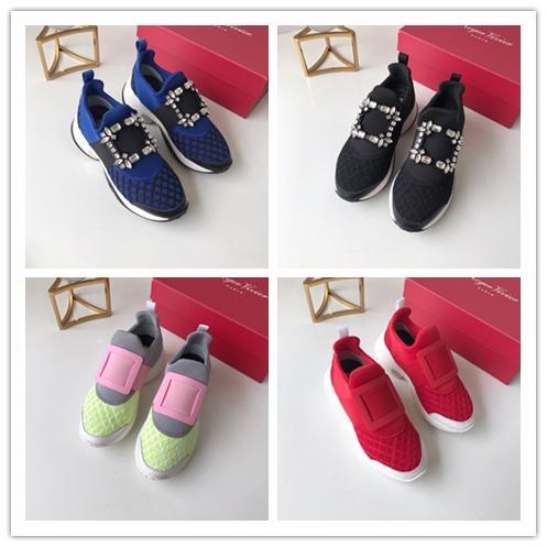2019 qualité style classique marque vente chaude mode tout-en-un confortable chaussures de loisirs respirant baskets de luxe multicolore pour femmes