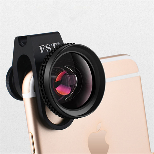 Phone Lens Camera For iPad Clip-on Optical Glass 12X Marco Mobile Phone Lenses For iPhone X XS XR MAX xiaomi huawei Samsung