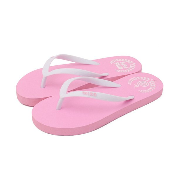 e9bc37d67df4 Women Beach Flip Flops Soft Sandals Summer Shoes Woman Beach Flip Flops For  Women s Fashion Casual Ladies Outdoor Shoes RRA385