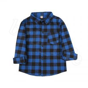 top popular Kids Plaid Long Sleeve Shirts 9 Styles Baby Boys Girls Cotton Casual Tops Tees T-shirt Blouse OOA6337 2021