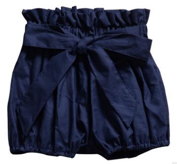 #6 Floral Print Girls Shorts