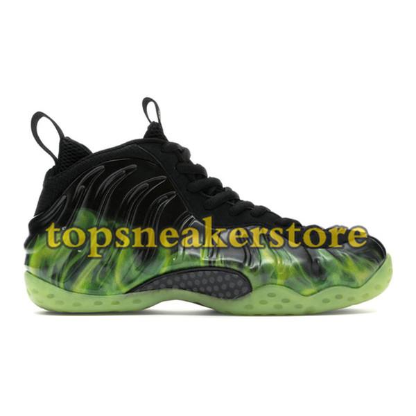 # 10- الأسود نيون الخضراء