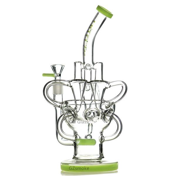 Gili-016 Green with bowl