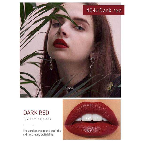 Women Fashion Lipstick Makeup Cosmetic Matte Long Lasting Waterproof Soft Cream Lipstick Easy To Wear Cream Lip Stick Casual