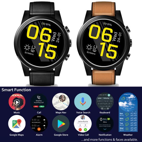 GPS Smart Watch 4g smart wristwatch Zeblaze Thor 4 PRO 1.6 inch Crystal Display heart rate Smartwatch Android sport Watch