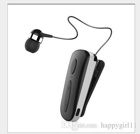 K36 Bluetooth Kopfhörer Wireless Sport Stereo Ohrhörer Headset Kopfhörer mit Mikrofon Freisprechanruf Erinnern Vibration Wear Clip Driver