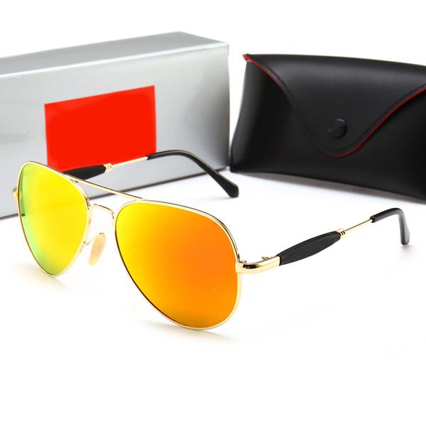 RayBan RB3517 Bebé gafas de sol UV400 PC Frame Gafas de sol para niños Suministros de playa Regalos de cumpleaños Accesorios de moda para niños