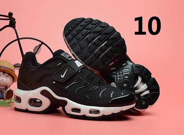 2019 Infant Runners kids Running shoes Utility Black Baby boy& girl Toddler Youth trainers Designer Children sneakers