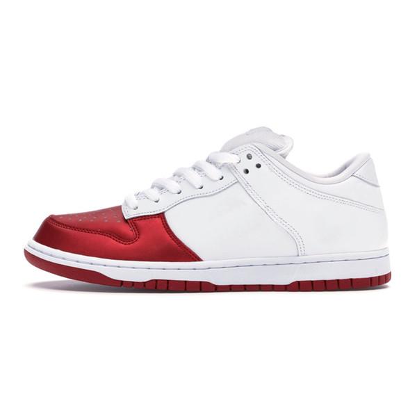 #27 Varsity Red