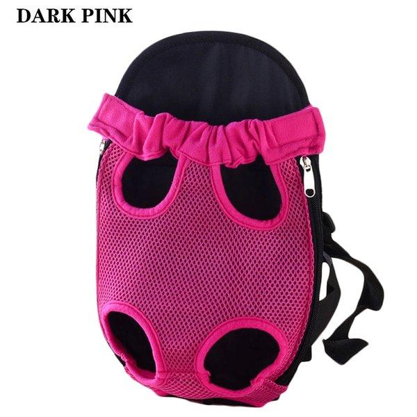 Темно-розовый S