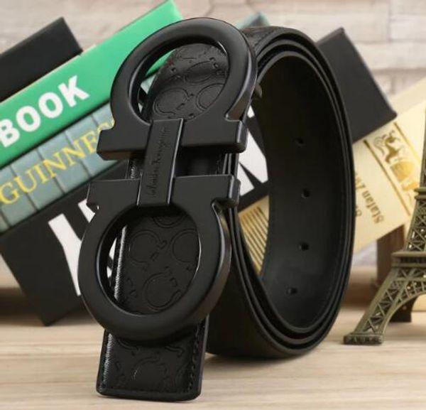 Grande fivela grande cinto de couro genuíno com nobox designer cintos de alta qualidade dos homens novos cintos de luxo cinto de frete grátis