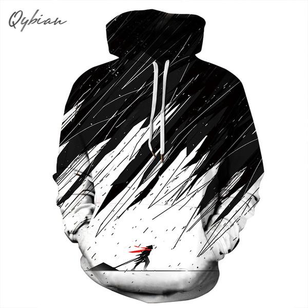 Hot 2019 Autumn Winter bad weather Brave forward Men/women 3d Sweatshirts Print Very Good Quality Nice Hip Hop Hoodie Tracksuit