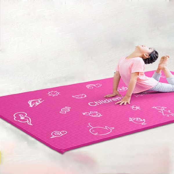 185 90 Cm 10 Mm Children Nbr Yoga Mat Non Slip Fitness Mats Children Dance Exercise Pad For Kids Environmental Healthy Pads Buy At The Price Of 35 64 In Dhgate Com Imall Com