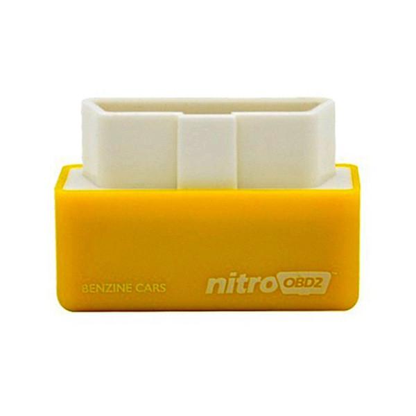Nitro OBD2 EcoOBD2 ECU Chip Tuning Box Plug & Driver NitroOBD2 Eco OBD2 For Benzine Diesel Car 15% Fuel Save More Power