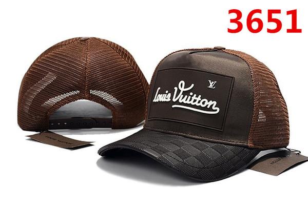Kap 2018 Tasarımcı Erkek Beyzbol Kapaklar Yeni Mektup Marka Şapka moda TE985 bar Erkek Kadın casquette snapback Şapka tasarımcısı şapka