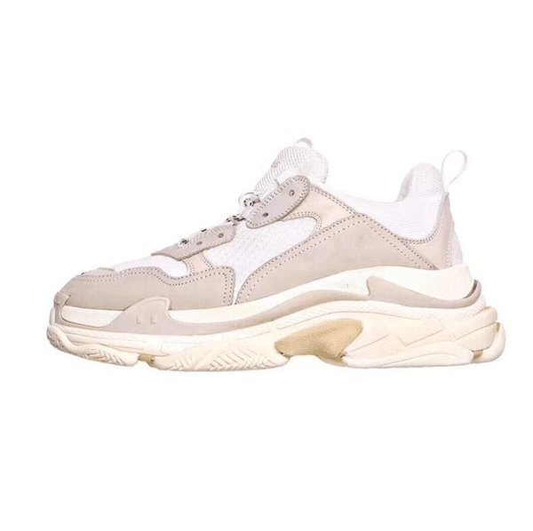 Hot Casual Women Großhandel Multi FashionSale Fashion Schuhe Low Top Sneakers Triple S Männer Frauen Freizeitschuhe Sport Trainer Schuhe