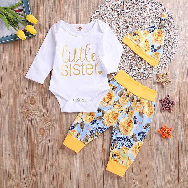 good quality Baby Winter clothes set 2PCs Girl Boy Cartoon Christmas deer Letter Tops+Pants Outfits Set toddler clothing ensemble fill