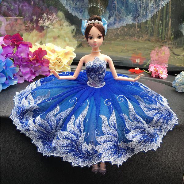Flame Blue-29 cm