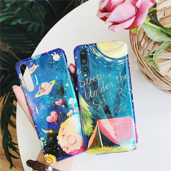 coque fille huawei p20 pro