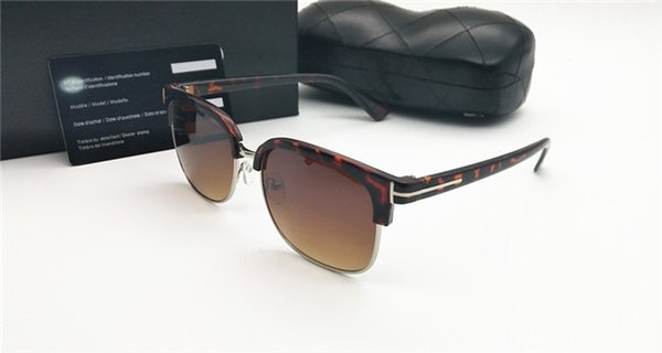 400 Diamond Mosaic Italy Brand Luxury One Piece Oversized Sunglasses Women Men Triangle Frame Square Lens Goggles
