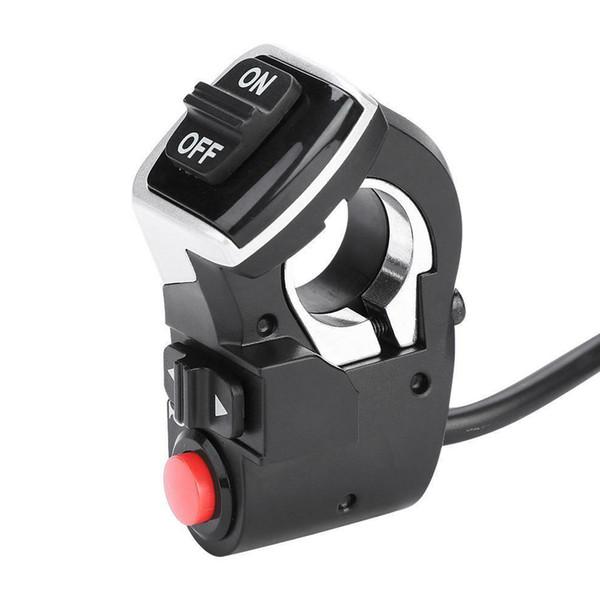 La señal de vuelta de la lámpara posterior LED Interruptor Luz trasera 3 en 1 para bicicletas Scooter eléctrico CSL88