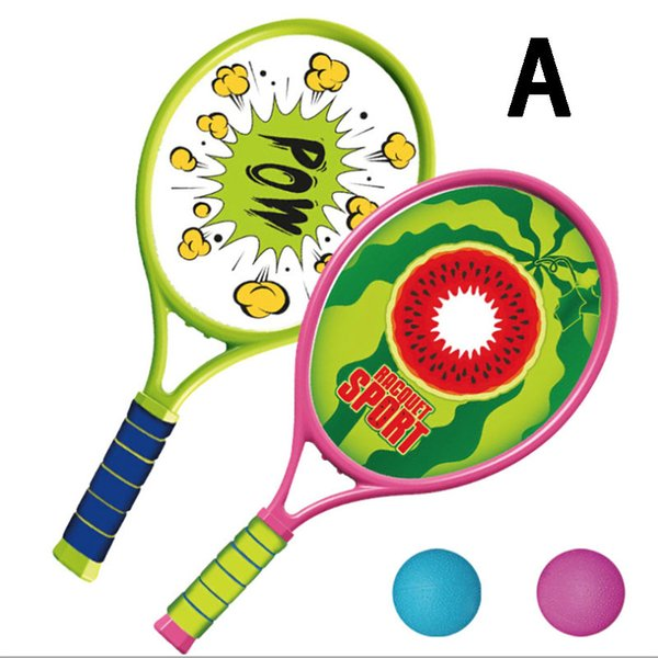 Children's Fitness Sports Toys Outdoor Fitness Equipment Activities Toys Tennis Rackets Educational Toys