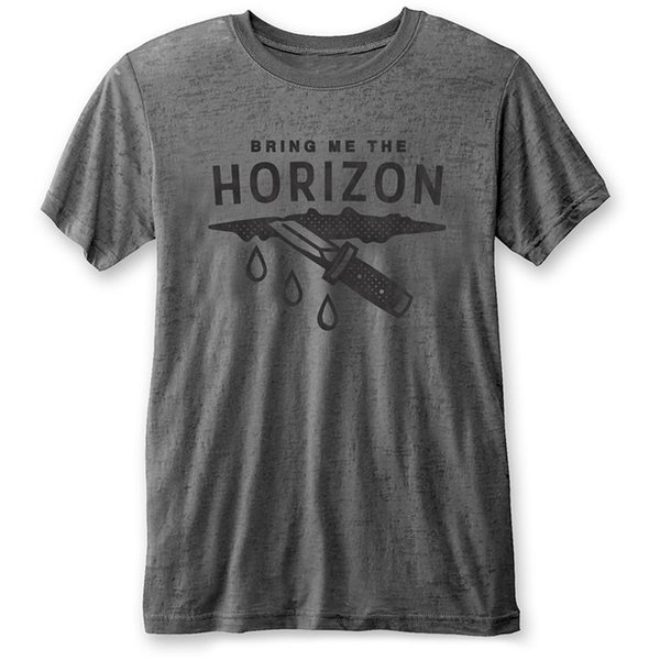 Wholesale Discount Funny T Shirt Men Novelty Tshirt Bring Me The Horizon Wound Vintage T-shirt
