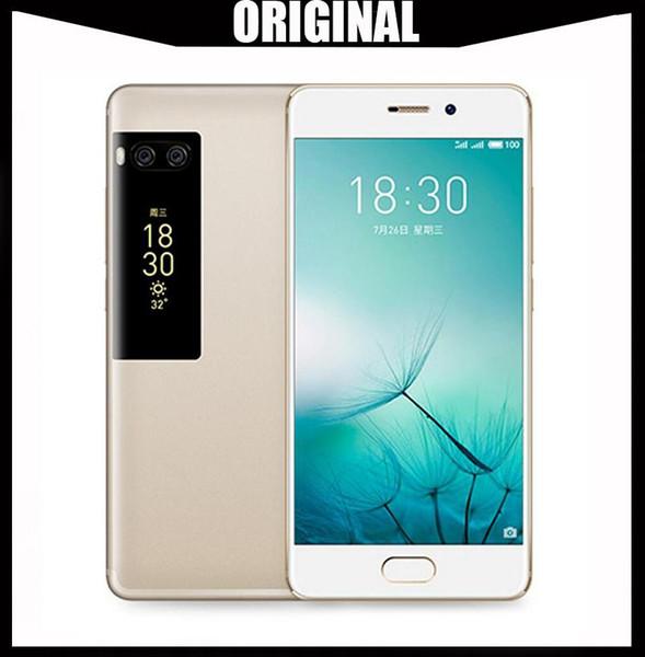 Instock Meizu Pro 7 pro7 4G LTE 4 GB da 128 GB MTK p25 Octa Core Cellulare 5.2