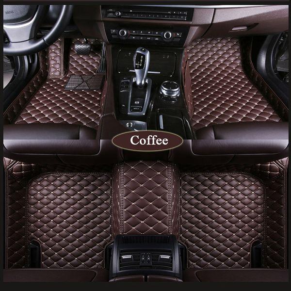 Custom car floor mats for all Renault Model Scenic FluenceKoleos Laguna Megane cc Talisman Waterproof car liners car accessories