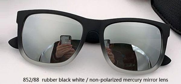 852/88 резиновый черный белый/non-поляризовыванный