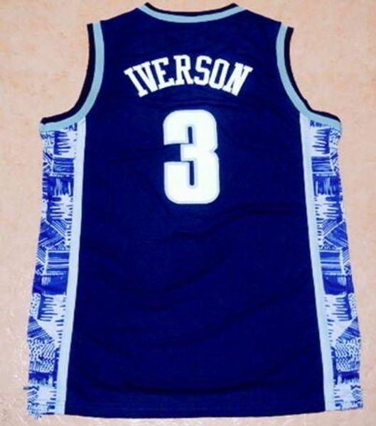 Iverson 3 mavi