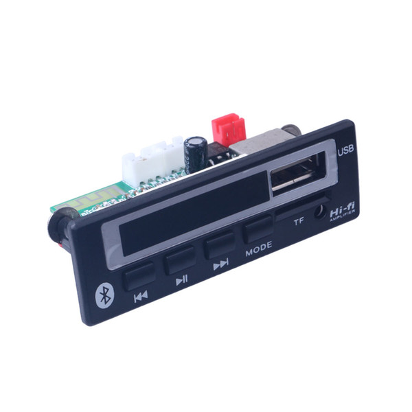 Bluetooth MP3 decoder board MP3 card reader Bluetooth module audio accessories with FM radio
