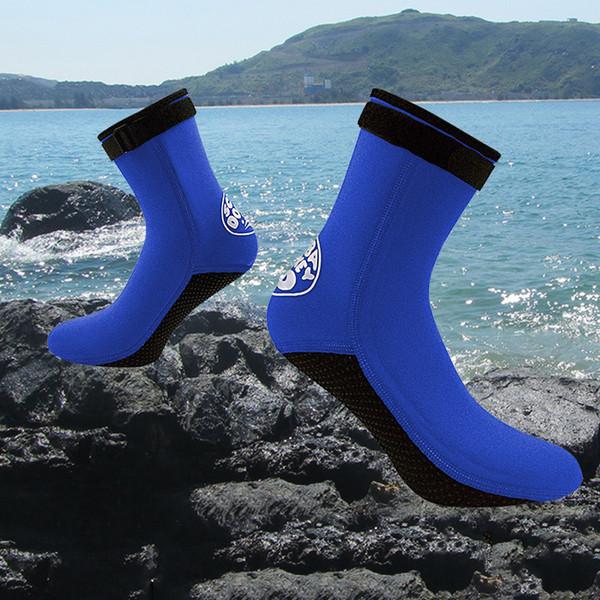 De Chaussettes Bottes 3mm Acheter De De En De D'eau Surf Plage Bottines Plongée Plongée Chaussettes Chaussures Apnée Neoprene Plage Bottes Plongée OknwN0X8P