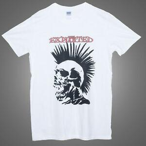 O Exploited T SHIRT Punk RoNew Descarga Misfits Agnostic Front Graphic Tee