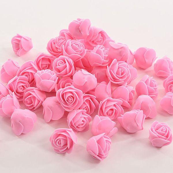150 adet çiçek pembe