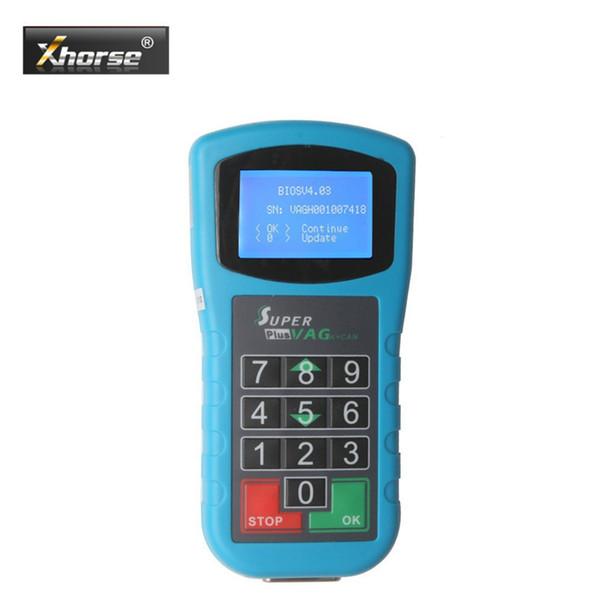 Original Xhorse Super VAG K+CAN Plus 2.0 for Diagnosis and Mileage Correction VAG Diagnostic Scanner Tool