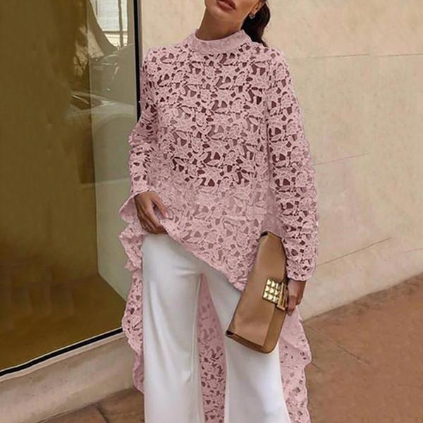 Розовые Блузки