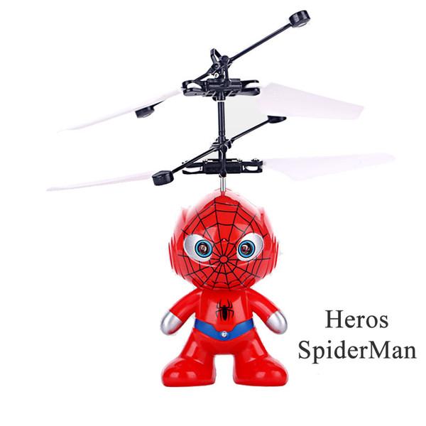 Heros Spiderman